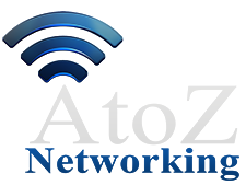 Logo A to Z Networking
